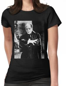 The Phantom of the Opera Womens Fitted T-Shirt