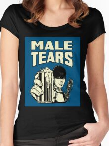 Male Tears: Imperator Furiosa Women's Fitted Scoop T-Shirt