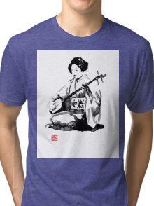 shamisen Tri-blend T-Shirt