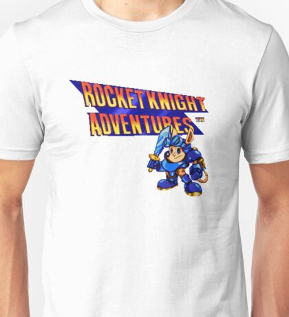 Rocket Knight Adventures Unisex T-Shirt