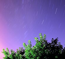 Star Trails by RomainChalaye