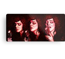 Gabby Young Metal Print