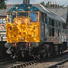 Class 31    31128 Charybdis by Kit347