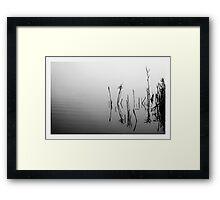 Minimal Framed Print