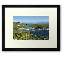 Trá na nGlór , Muckross Framed Print