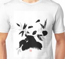 panda lunch Unisex T-Shirt