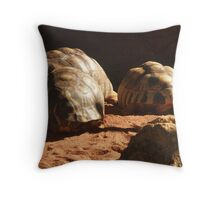 Shell Shock! Throw Pillow