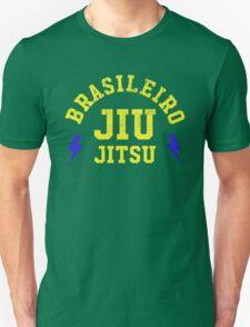 BRASILEIRO JIU JITSU Unisex T-Shirt