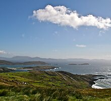 Emerald Isle, County Kerry, Ireland by Mary Fox