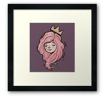Little Crown Framed Print