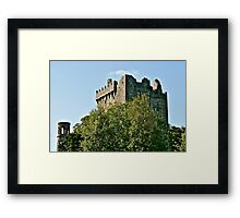 Blarney Castle, County Cork, Ireland Framed Print