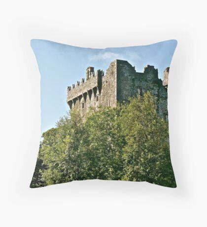 Blarney Castle, County Cork, Ireland Throw Pillow