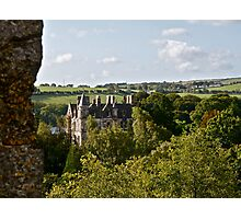Blarney House, County Cork, Ireland Photographic Print
