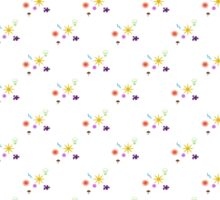 pattern colors Sticker