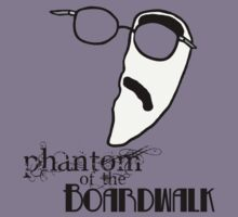 Phantom of the Boardwalk by BattleTheGazz