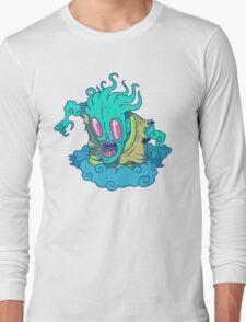 Kumo the Cloud Yokai Long Sleeve T-Shirt