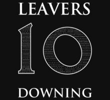 10 Downing Leavers by David Scullion