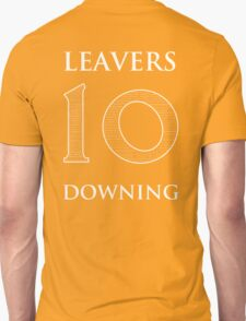 10 Downing Leavers T-Shirt