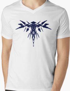 Halo 5: Guardians - Guardian Sentinel Silhouette Design  Mens V-Neck T-Shirt