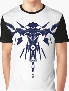Halo 5: Guardians - Guardian Sentinel Silhouette Design  Graphic T-Shirt