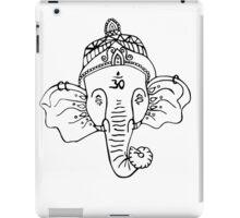 buddhist elephant  iPad Case/Skin