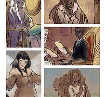 Kokone's Family by EmrysSeren