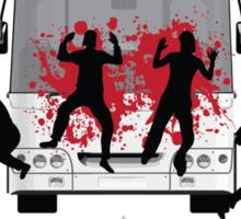 Roadkill on Abbey Road Sticker