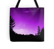 Purple Skies (available in ipad) Tote Bag