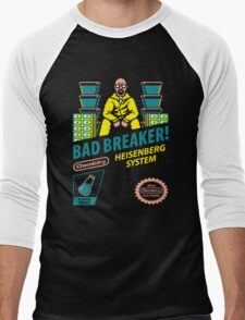 BAD BREAKER! Men's Baseball ¾ T-Shirt