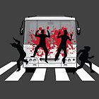 Roadkill on Abbey Road by tombst0ne