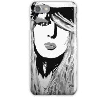 Grau iPhone Case/Skin