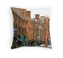 Dublin, Ireland Throw Pillow