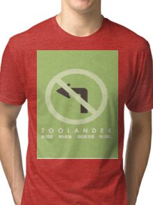 Zoolander - #Zoolander #Zoolander2 Tri-blend T-Shirt