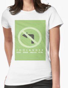 Zoolander - #Zoolander #Zoolander2 Womens Fitted T-Shirt