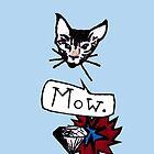 Mow. & Diamond by pondripple