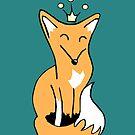 Red Fox King by pondripple