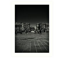 Paris 544 Art Print