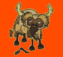Shaved Beefalo, don't starve Kids Clothes
