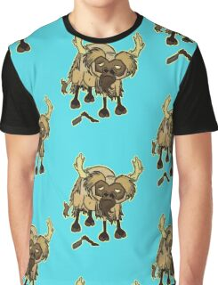 Shaved Beefalo, don't starve Graphic T-Shirt