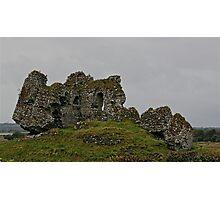 Irish Fort, Clonmacnoise, Ireland Photographic Print