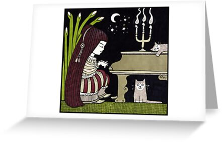 Tinkling by Anita Inverarity