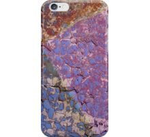 Rust and Color iPhone Case/Skin