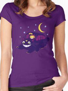 Lunar Express Women's Fitted Scoop T-Shirt