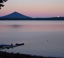 crescent lake, oregon by sarah noce