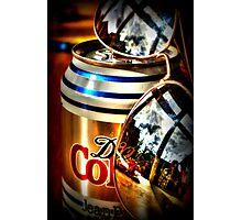 Designer Cola! Photographic Print