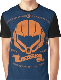 Bounty Hunter Graphic T-Shirt