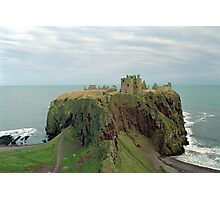Dunnottar Castle one Photographic Print