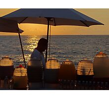 Juices In Tropical Light - Jugos En Luz Tropical Photographic Print