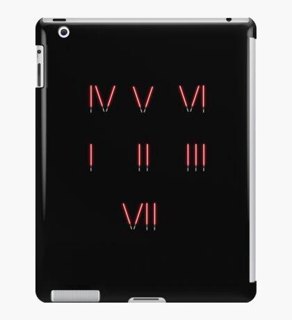 Star Wars - The Saga goes on (Episode VII) iPad Case/Skin