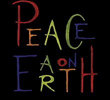 Peace on Earth by Charlie Hanley